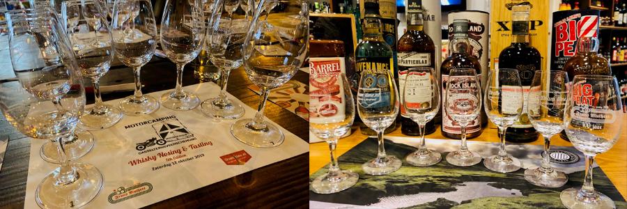 Whisky/Rum/Wijn proeverij